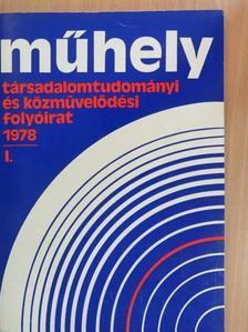 Dobos László - Műhely 1978/1. [antikvár]