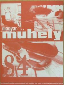 Bakucz József - Magyar Műhely 1992. június [antikvár]