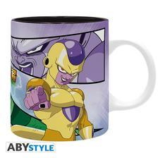 "Abysse Europa Kft. - Dragon Ball Broly ""Broly vs Dermeszto"" - bögre 320 ml"