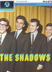 THE SHADOWS, BIG HITS OF THE SHADOWS FOR EASY GUITAR