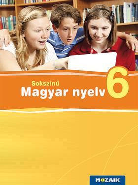 Lénárd Judit - MS-2364 SOKSZÍNŰ MAGYAR NYELV TK. 6. OSZT