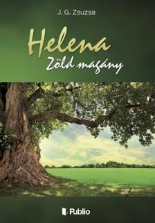 Zsuzsa J. G. - Helena - Zöld magány [eKönyv: epub, mobi]