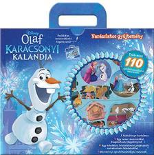 .- - Disney - Olaf karácsonyi kalandja - táskakönyv