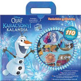 Disney - Olaf karácsonyi kalandja - táskakönyv