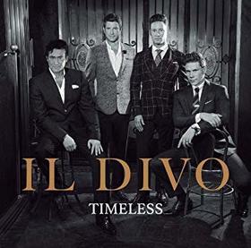 IL DIVO - TIMELESS CD IL DIVO
