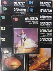 Vásárhelyi Lajos - Galaktika 148-159. [antikvár]