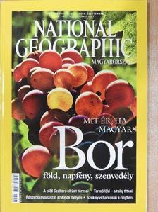 Bill McKibben - National Geographic Magyarország 2008. szeptember [antikvár]