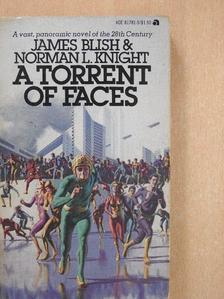 James Blish - A Torrent of Faces [antikvár]