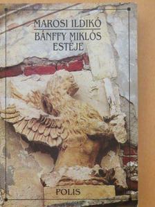 Bánffy Katalin - Bánffy Miklós estéje [antikvár]