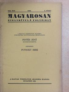 Ágoston Julián - Magyarosan 1939/5. [antikvár]