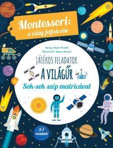 A Világűr A világ felfedezése . Montessori