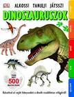 Dinoszauruszok - 500 matricával