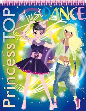 Princess TOP - Just dance (blue)