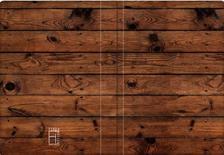 Firkafüzet - Wood Serie5.