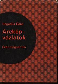 Hegedüs Géza - Arcképvázlatok [antikvár]