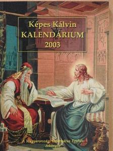 Bolyki János - Képes Kálvin Kalendárium 2003. [antikvár]