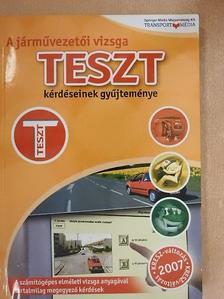 Duka Gyula - A járművezetői vizsga teszt-kérdéseinek gyűjteménye [antikvár]