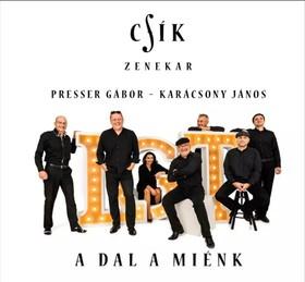 CSÍK ZENEKAR - PRESSER - KARÁCSONY - A DAL A MIÉNK CD