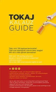 Ripka Gergely - Tokaj Kalauz - Tokaj Guide (IV. bővített kiadás)