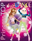 Princess Top - Just dance (purple)