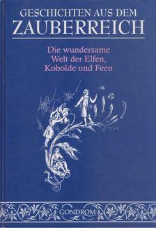 Brigitte Vetter - Geschichten aus dem Zauberreich [antikvár]