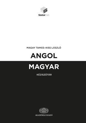 MAGAY TAMÁS - KISS LÁSZLÓ - Angol-magyar kéziszótár + online szótárcsomag