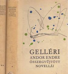 Gelléri Andor Endre - Gelléri Andor Endre összegyűjtött novellái I-II. [antikvár]
