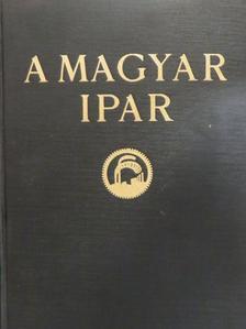 Balogh-Kovács László - A Magyar Ipar [antikvár]