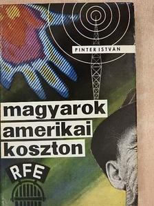 Pintér István - Magyarok amerikai koszton [antikvár]