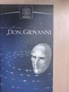 Fodor Géza - Wolfgang Amadeus Mozart: Don Giovanni [antikvár]
