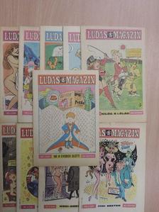 Barát József - Ludas Magazin 1982. (nem teljes évfolyam) [antikvár]