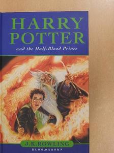 J. K. Rowling - Harry Potter and the Half-Blood Prince [antikvár]