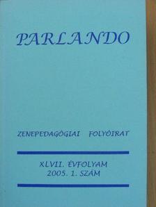 Dolinszky Miklós - Parlando 2005/1. [antikvár]