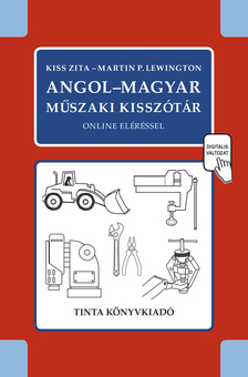 Kiss Zita, Martin P. Lewington - Angol-magyar műszaki kisszótár