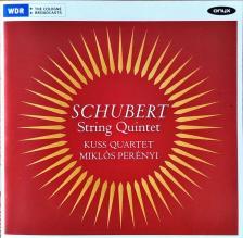SCHUBERT - STRING QUINTET CD