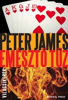 Peter James - Emésztő tűz [eKönyv: epub, mobi]