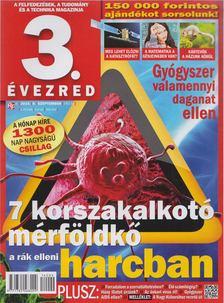 Vámos Éva - 3. évezred 2014. szeptember [antikvár]