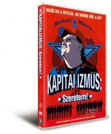 MICHAEL MOORE - KAPITALIZMUS: SZERETEM DVD