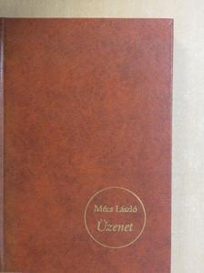 Mécs László - Üzenet [antikvár]