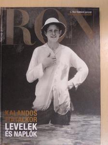 L. Ron Hubbard - Kalandos fiatalkor - Levelek és naplók [antikvár]