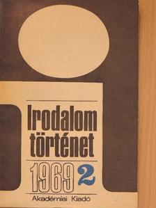 Baróti Dezső - Irodalomtörténet 1969/2. [antikvár]