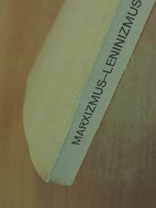 Ballai László - Marxizmus-leninizmus 1975-1976 [antikvár]