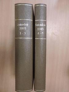 A. A. Gorszkij - Századok 1985/1-6. I-II. [antikvár]
