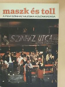 Benkő Gyula - Maszk és toll [antikvár]
