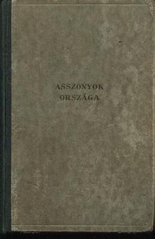 Dombrowski, Katharina - Asszonyok országa [antikvár]