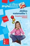 LDI218 - Játékos matematika 1. - MiniLÜK