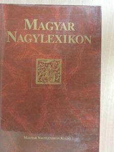 Magyar Nagylexikon 14. (töredék) [antikvár]
