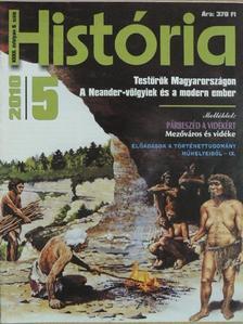 Dömötörfi Tibor - História 2010/5. [antikvár]