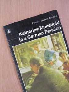 Katherine Mansfield - In a German Pension [antikvár]