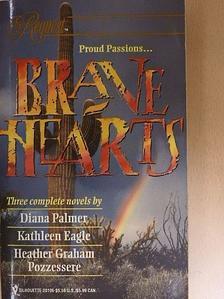 Diana Palmer - Brave hearts [antikvár]